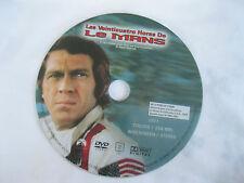 LE MANS starring Steve McQueen, Siegfried Rauch, Elga Andersen - DISC ONLY{DVD}