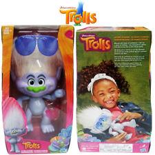 DreamWorks Trolls Glitterific Guy Diamond Action Figure Doll Gift Kids Child Toy