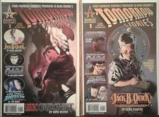 "Alan Moore's ""Tomorrow Stories"" by America's Best Comics w/ variant issue #1"