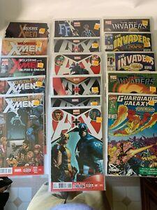 16 Mixed Comics