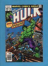 The Incredible Hulk #219 Marvel Comics January 1978