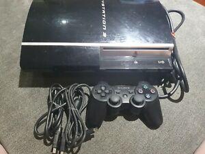 Sony PlayStation 3 CECHL02 Console - Piano Black
