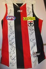 St.Kilda FC - 1966 Premiership team signed St.Kilda player issue jersey