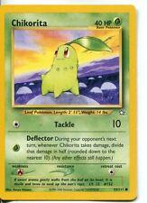 Pokemon Neo Genesis Common Card #53/111 Chikorita