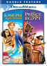 Joseph: King of Dreams / The Prince of Egypt (1998) (2 Disc) DVD NEW