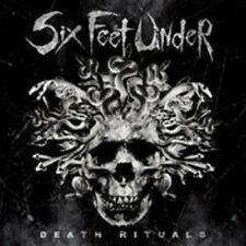 "SIX FEET UNDER ""DEATH RITUALS"" CD NEW+"