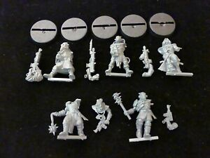 40K Dark Vengeance : Chaos Space Marines Cultists - 5 Different Models Available