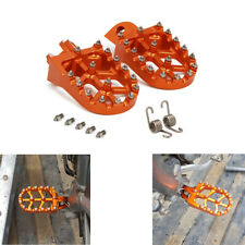 Foot Pegs Rests Pedals For KTM SXS EXC MXC SXF EXCF XC XCF SX XCW SMR SMC TC TE
