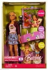 Barbie je peux être … Baby photographe playset