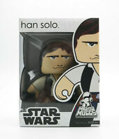 Hasbro Mighty Muggs HAN SOLO Star Wars Figure New Free Shipping