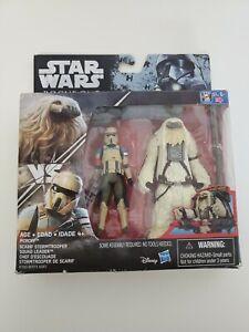 Star wars scarif stormtrooper, squad leader, chef d'escouade