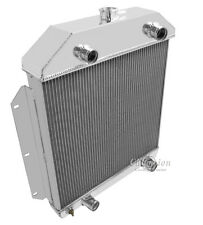 Eagle Racing 3 Row Radiator For 1949 1950 1951 1952 1953 Ford Cars w/ Flathead