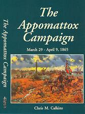 The Appomattox Campaign