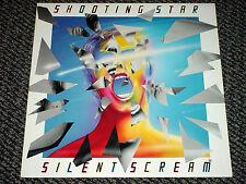 SHOOTING STAR - SILENT SCREAM - OOP 1985 CANADA HARD ROCK AOR - LP EX NM