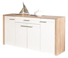 Commode buffet bahut meuble de rangement bureau cuisine salon séjour décor CHÊNE