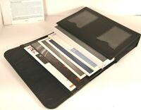 2008 Subaru Legacy / Outback Owners Manual Kit Great Shape! Leather Case! OEM!