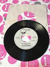 THE NEIGHBORHOOD: Big Yellow Taxi/YOU COULD BE BORN AGAIN~PROMO 45~BIG TREE~NM