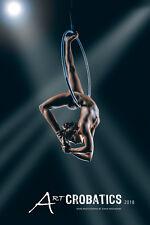 Erotik- Kalender ArtCROBATICS 2018 A2 mit professionellen Akrobaten 12 Kunstakte