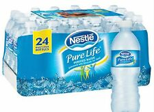 Nestle Pure Life Purified Bottled Water 16.9 oz **Total of 48 bottles**