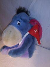 Vntg Eeyore Golf Club Head Cover Disney Winnie the Pooh Plush W/  #4 Flag Stick