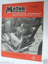 MO5208-TRIUMPH TRW ARMY BIKE COVER,TEST,CROSS HISTORY,VOORT,KEKEM,WITTENBERG,PUC
