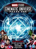 Nuovo Marvel Studios Cinematic Universe Fase 1 (6 Film) DVD (BUG0287401)