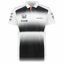 McLaren Honda F1 Team Polo Shirt officiel 2016 BNWT Taille S