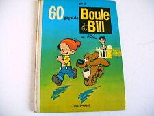 BD - 60 GAGS DE BOULE ET BILL N° 1 - 1976