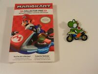 Nintendo Super Mario Kart Series 2 Collector Pins - Yoshi