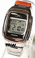 Genuine Casio Tough Solar DATA BANK Alarm World Time Digital DB-E30D Men's Watch