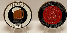 Collectible Coin Brew Crue