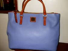 NEW DOONEY & BOURKE WILLA ZIP SATCHEL BAG, PURSE, HANDBAG, LAVENDER, PURPLE,
