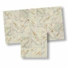 1:24 Dollhouse Flooring Faux Marble Floor Tile