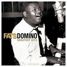 Fats Domino GREATEST HITS 180g BEST OF 28 ESSENTIAL SONGS New Colored Vinyl 2 LP