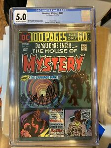 House of Mystery # 227 -100 PAGES -1974- Horror Mystery! DC Comics- CGC 5.0