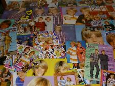 DYLAN & COLE SPROUSE MEGA POSTER LOT 150+ RARE POSTERS/ARTICLES/CLIPPINGS BOYS