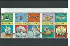 Oman, gestempelt, Lot, ZD, Raumfahrt , Technik , dekorativ OR