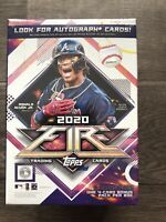 2020 Topps Fire Blaster Box In Hand Factory Sealed FREE SHIPPING VOLUME DISCOUNT