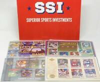 1991-94 Upper Deck Football Promo Sheets Lot (20)