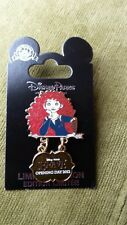 Disney 2012 Brave Opening Day Merida Dangle New on Card Pin