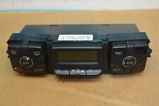 00-06 W215 W220 MERCEDES CL500 CL55 S500 S430 CLIMATE TEMPERATURE CONTROL UNIT