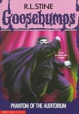 Goosebumps: Phantom of the Auditorium No. 24 by R. L. Stine (1994, Paperback)