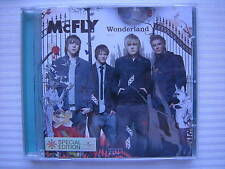 McFLY - WONDERLAND - 12 TRACKS - FREE POST UK