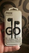 Mixx Audio | Mixx Go Stereo In Ear Earphones With Bi-Directional Noise Reduction