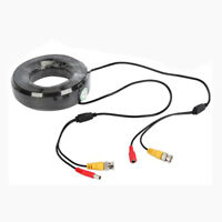 Extension cable for security cameras Video / power supply integrated type 1 M4A8
