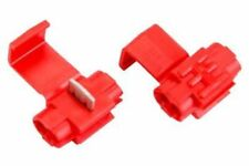 Scotchlok™ Electrical IDC 905-BOX, Double Run or Tap, Red, 22-18 AWG (Tap), 18-1