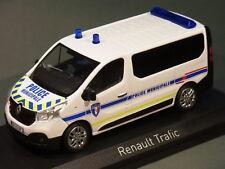 Renault Trafic Police Municipale (Polizei) 2014 - 1:43 - Norev # 518025