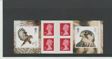 More details for gb qeii 2019 sg. pm66 birds of prey booklet scarce mnh.