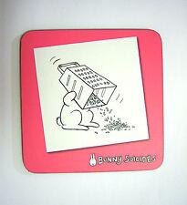 Bunny Suicides Coaster- Grating Head £1.99