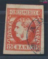 Rumänien 23 gestempelt 1869 Freimarke - Fürst Karl I. (8688237